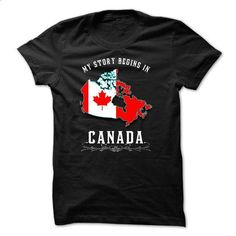 Canada - #tshirt #black zip up hoodie. GET YOURS => https://www.sunfrog.com/LifeStyle/Canada-47862156-Guys.html?60505
