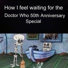 Seriously!! I might add, this picture would also be an accurate representation of how I feel waiting for Sherlock Series 3.