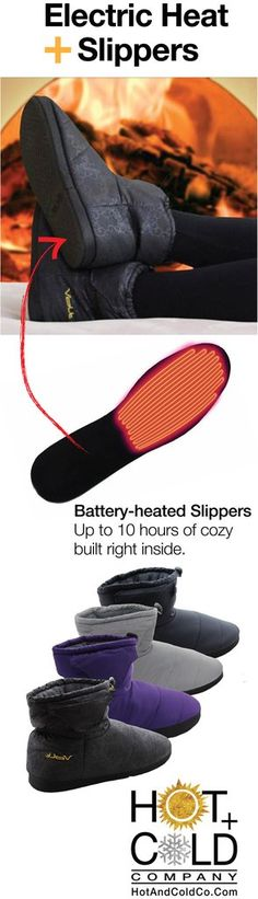d3c8b10d7300 8 Best Heated Slippers images