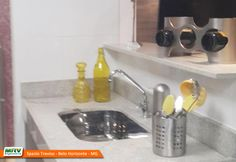 Apartamento decorado 2 quartos do Spazio Treviso no bairro Castelo - Belo Horizonte - MG - MRV Engenharia