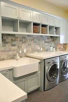 Rustic Laundry Room   Find More Amazing Designs On Zillow Digs! Part 54