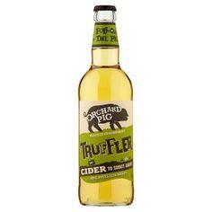 Orchard Pig Truffler Cider Somerset