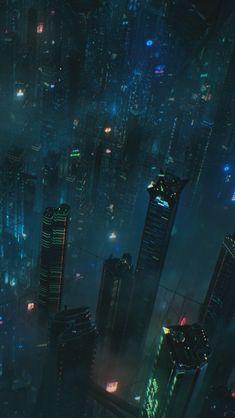 Credit: TV Show / Altered Carbon Mobile Wallpaper Arte Cyberpunk, Cyberpunk Aesthetic, Cyberpunk City, Futuristic City, Night Aesthetic, City Aesthetic, Blade Runner Wallpaper, Sci Fi City, Altered Carbon
