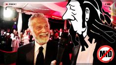 The Most interesting man in the world meets The Most intriguing guy on the planet... #Dope