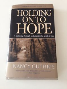 Great book for anyone going through a hard time, especially the loss of a child.