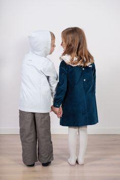 DOT - Koszula Winter Timothy i sukienka Joana