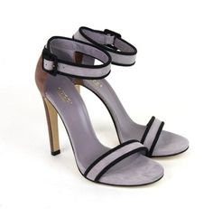 Gucci Suede W/ankle Strap New Lilac Sandals. Get the must-have sandals of this season! These Gucci Suede W/ankle Strap New Lilac Sandals are a top 10 member favorite on Tradesy. Save on yours before they're sold out!
