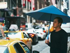 An innovative geometric umbrella that reimagines structure, form, and aesthetics, with improved efficiency and recyclability.