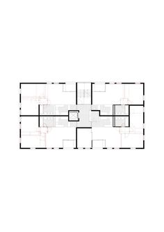 Image 16 of 20 from gallery of P10 Mixed Use Building / Studio Up. Floor Plan