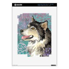 Elegant Alaskan Malemute Decal For iPad 3   pug puppies cutest, pug drawing, mini pug #christmasgiftideas #pugpillow #Rescue Pug Puppies, Boxer Dogs, Pugs, Racing Dogs, Pug Pillow, Pug Life, Dog Mom, I Love Dogs, Decorative Accessories