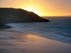 Swansea - Gower Peninsula apartment rental - Sunrise in the bay