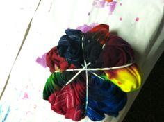 How to Tye-Dye a shirt!