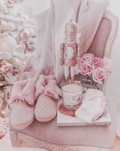 by Lex Pyfrom Boho Chic, Shabby Chic, Pastel Pink, Blush Pink, Girlie Style, Girly Girl, Kawaii Room, Chic Wallpaper, Christmas Aesthetic