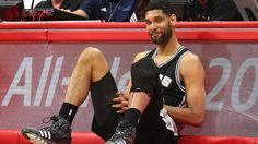 Tim Duncan is retiring after 19 years as a power forward with the San Antonio Spurs. Duncan is ending his career with five championship rings. #ThankYouTD #GOAT #19Years