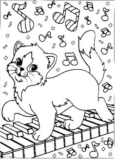 Animals Coloring Page - Print Animals pictures to color at AllKidsNetwork.com