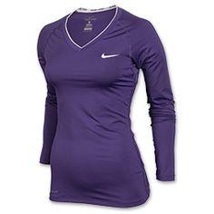 Women's Nike Pro Core II Fitted Shirt|