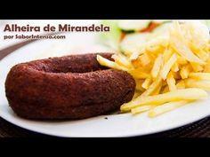 "Receita de Alheira de Mirandela - How to cook an ""alheira"""