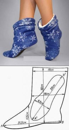 Diy Sewing Projects, Sewing Hacks, Sewing Tutorials, Sewing Crafts, Dress Sewing Patterns, Sewing Patterns Free, Free Sewing, Sewing Slippers, Denim Crafts
