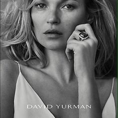David Yurman Kate Moss Catalog with $100 buy The lovely model Kate Moss graces the cover of this DAVID YURMAN catalog, Spring 2015, especially for Nordstrom!24 pages of luscious designer jewelry items. .   GET THIS ITEM for FREE  or Anything Listed for $5. WITH $100 purchase or  more . You can choose Any $5 item in my closet when you spend $100 or more , Ask all question before purchasing . David Yurman Accessories