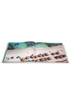 Abrams - Beaches By Gray Malin Hardcover Book - Beige - one size