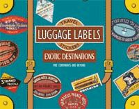 I have a trunk that I will add these vintage replica labels to for Jagur's travel themed room.