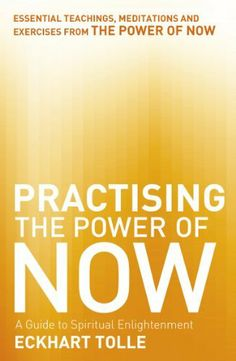 Practising the Power of Now by Eckhart Tolle, http://www.amazon.co.uk/dp/0340822538/ref=cm_sw_r_pi_dp_rzoKsb0746TXN