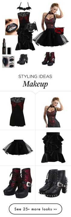 """""""G2"""" by suzinjersey on Polyvore featuring Gorgeous Cosmetics and Balmain"""