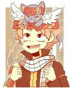 Sooo cuteeee!!!! This is super super cuteeeee!!! #natsudragneel #fairytail