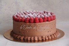 le torte di Applepie: Gateaux estivo ai lamponi e cioccolato