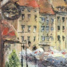 Warsaw . Jerzy Wilk 2010. ArtWilk