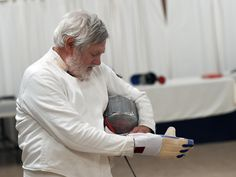 This is your brain on fencing: How certain sports may aid the aging brain