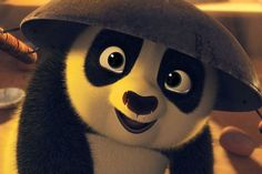 Baby Po from 'Kung Fu Panda 2'