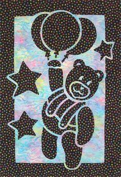 Bear Aloft quilt pattern