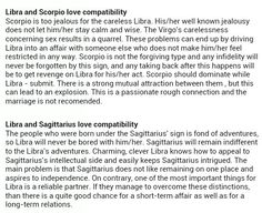 Sag and libra compatibility
