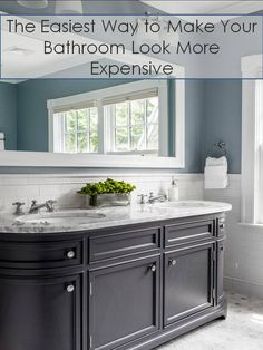 Give Your Bathroom a Budget-Freindly Makeover