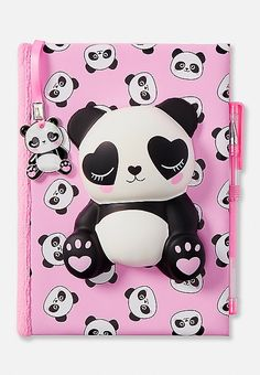 Justice is your one-stop-shop for on-trend styles in tween girls clothing & accessories. Shop our Panda Squish Journal. Justice School Supplies, Diy Back To School Supplies, Justice Toys, Shop Justice, Justice Backpacks, Panda Lindo, Cute Squishies, Justice Accessories, Unicorn Pictures