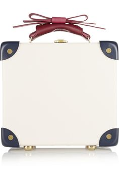 Sophie Hulme | + Globe-Trotter leather tote | NET-A-PORTER.COM
