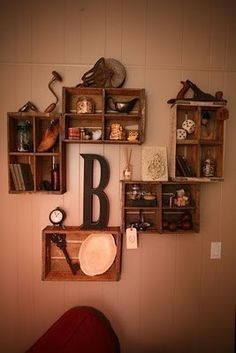 DIY more rustic love it:) going to make for my kids and me. :):)