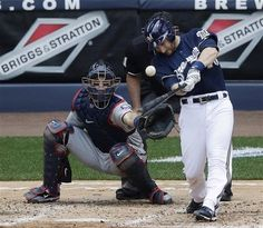 Jonathan Lucroy, Milwaukee Brewers