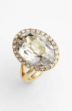 Sparkly cocktail ring! #fk #fashionkiosk #jewellery #ring #shiny #ювелирные #украшения #кольцо