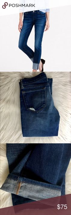 "✨HP✨J Brand Straight Leg Jeans Perfect condition!! Really cute with some booties. Medium wash. Measurements are as follows: Inseam: 35"" Rise: 7.5"" and waist laying flat: 14.5"". Please let me know if you have any questions!! J Brand Jeans Straight Leg"