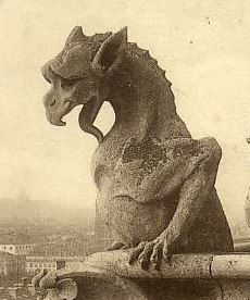 We have been studying the gothic architecture but we have not really gone over any gargoyles so I had to research about this. Gothic Buildings, Gothic Architecture, Religion, Gothic Gargoyles, Medieval, Art Roman, Architectural Sculpture, Ange Demon, Wicca