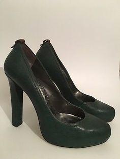 New Look Size 5 Black  Platform High Heels Womens Court shoes