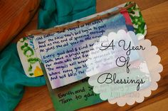 A Life Sustained: A Year of Blessings