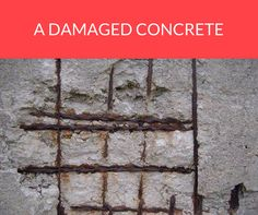 #Repairing the #damaged #concrete can increase the life of your home. But before repairing the concrete it is important to know what caused the problem.