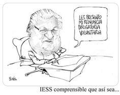 #LaCaricaturaDeBonil del 19 de marzo del 2014. Más #caricaturas de #Bonil en: www.eluniverso.com