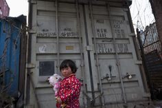 Shipping-container homes in Shanghai - The Washington Post