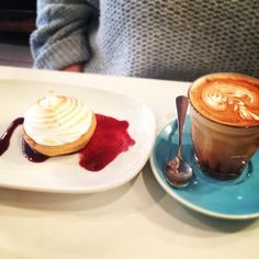 Afternoon tea at the Armchair Collective, Mona Vale