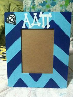 Alpha Delta Pi Sorority Frame ANY SORORITY