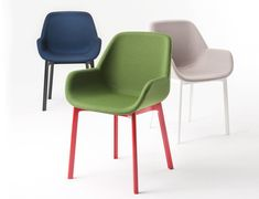Clap chair by Spanish designer Patricia Urquiola for Kartell